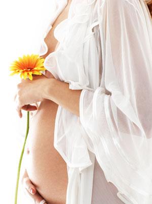photo d'une femme enceinte - comment tomber enceinte