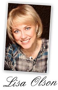 photo de Lisa Olson, auteur du livre: le miracle de la grossesse