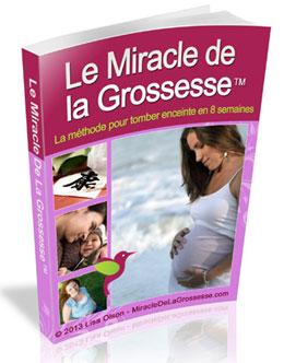 le livre le miracle de la grossesse
