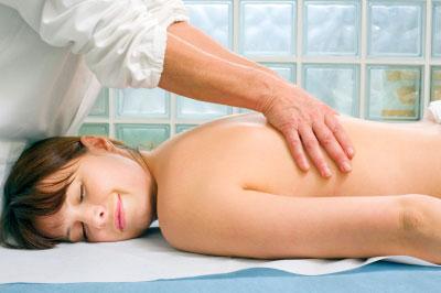 Le massage  améliore la fertilité des pour femmes